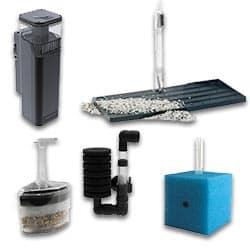Los accesorios peceras den filtración internos para acuarios y peceras más baratos del mercado