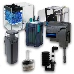 Los mejores accesorios acuario de Filtración para acuarios y peceras en Acuario3web.com