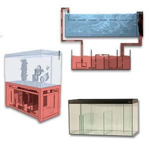 El sump es un tanque suplementario que está conectado con la pecera principal