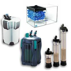 La mejor selección en Filtros de exterior para peceras y acuarios en Acuario3web.com