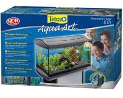 Kit Acuario Completo 60L Tetra AquaArt Discover Line