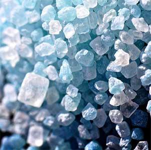 Sal sintética para peceras de agua marina