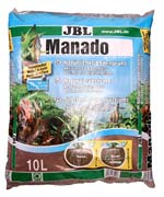 JBL Manado Suelo Natural para Acuarios