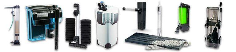 clases de filtros para peceras marinas y acuario agua salada principiantes