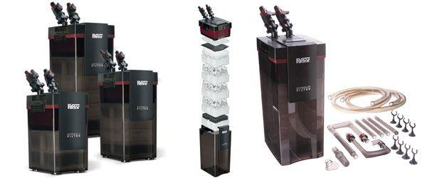 Características del filtro exterior Hydor Professional