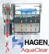 Diseño Eficiente del filtro AquaClear de Hagen