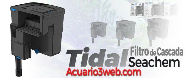 Filtro de Cascada Seachem Tidal