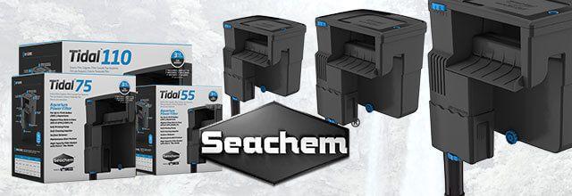 Descripción Del Filtro Seachem Tidal 55