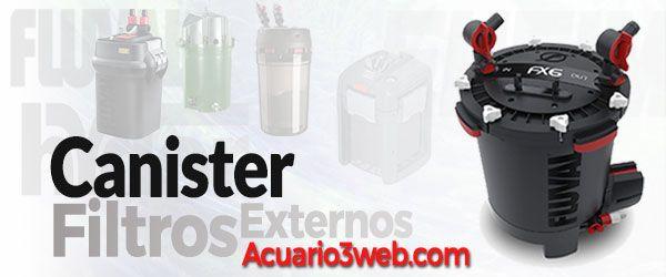 Filtro Externo en Acuario3web.com