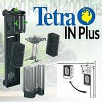 Extracción sencilla del cesto de medios filtrantes para su limpieza del Sistema de filtrado interno Tetra In 600 plus en Amazon