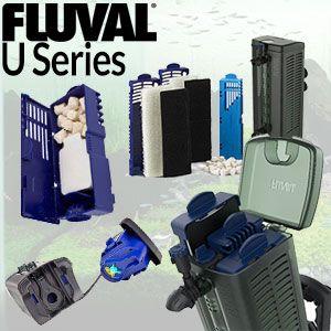 Diseño evolutivo del filtro interno de Fluval