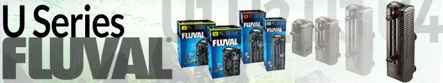Descripción del filtro interno Fluval U