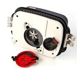 Vista interna del impulsor de los filtros Fluval serie 06