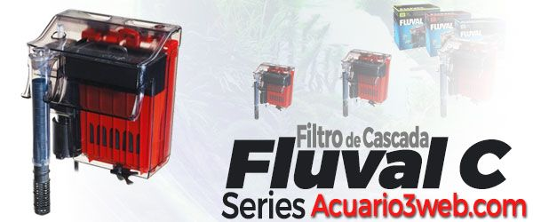 Review de los filtros de mochila Fluval C2 C3 C4