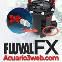 Válvula Multifuncional del filtro de canasta Fluval FX