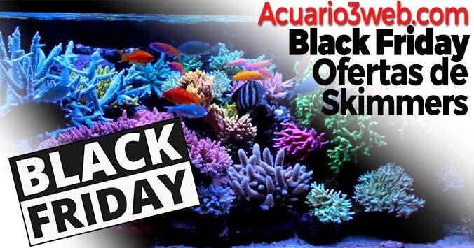 Las mejores ofertas en protein skimmers para acuarios del black Friday 2019