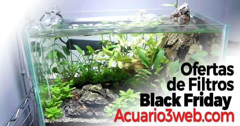 Las mejores ofertas en filtros para acuario del black Friday 2019