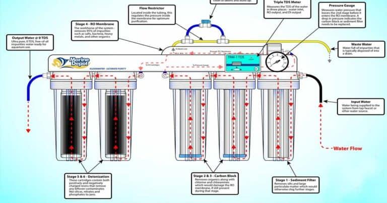 Agua De Ósmosis Inversa: La Mejor Solución Para Tu Acuario