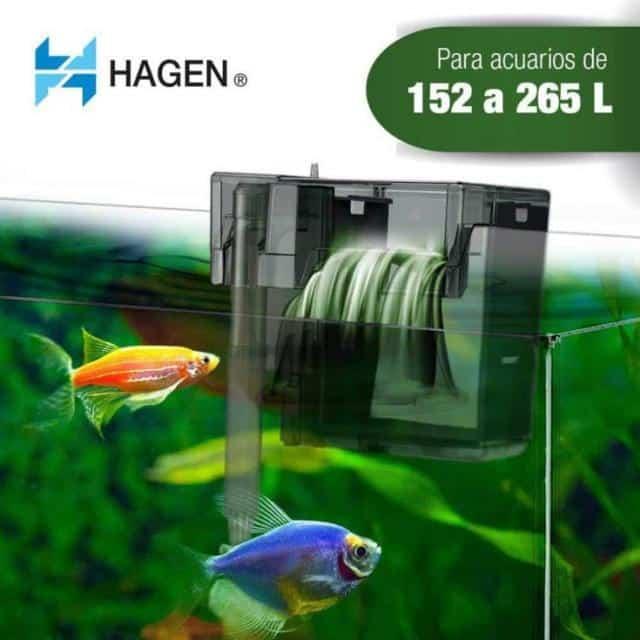 Aqua Clear - Filtro para pecera Hagen