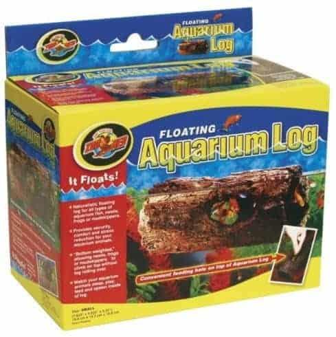 Tronco flotante para acuario Zoo Med, pequeño