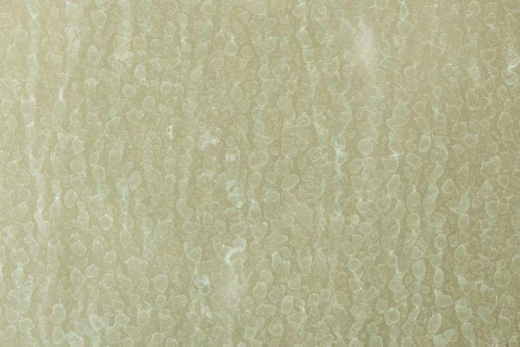 cerrar las manchas de agua seca en la pared de vidrio.