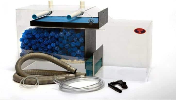 Filtro seco húmedo Premier Pro Clear Aquatic Systems