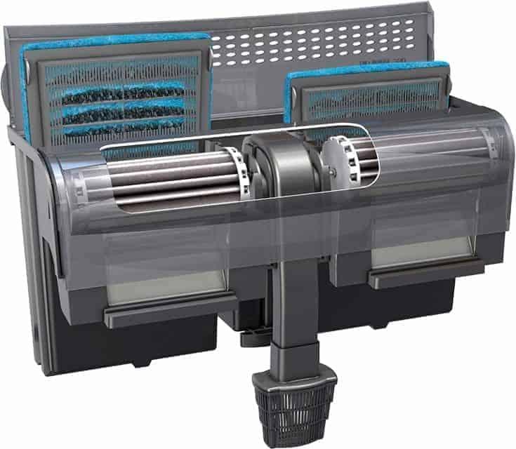 Filtro de potencia MarineLand Penguin 350 BIO-Wheel