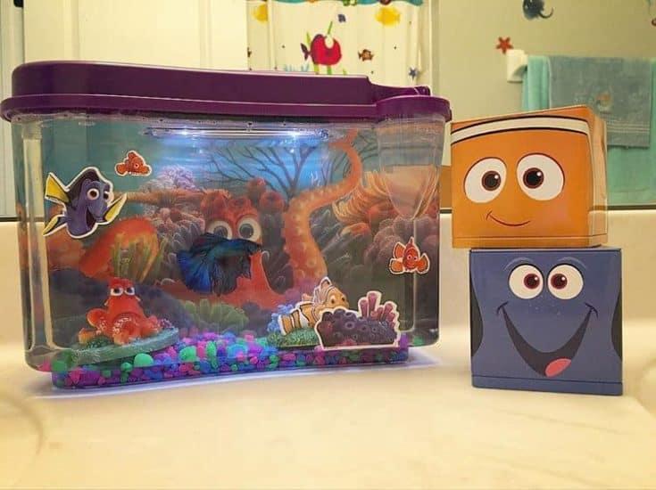 Buscando tanque Nemo