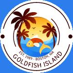 Logotipo de Goldfish Island